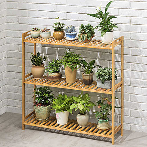 Bamboo Flower Rack B Type